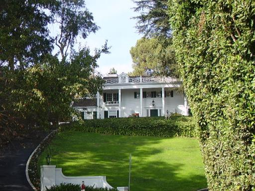 Fresh prince of bel air house pictures
