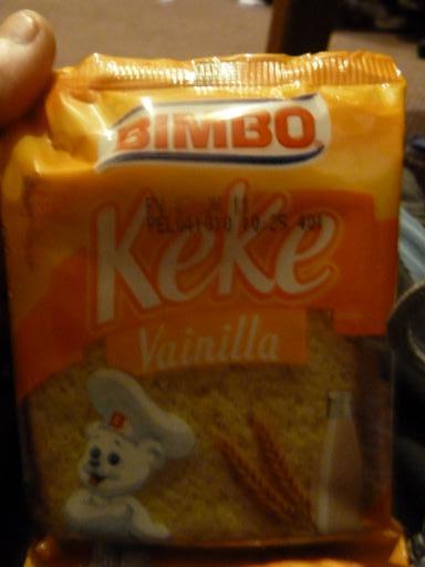 Bimbo Cake - yum