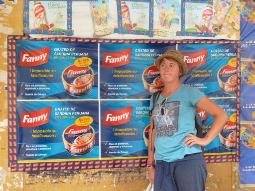 Fanny sardines anyone?
