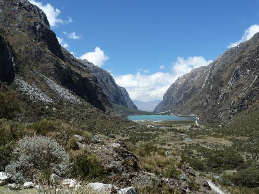 Huaraz scenery