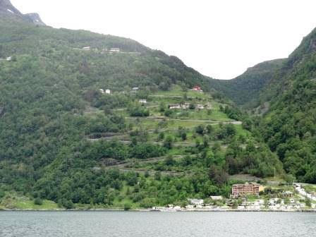 Dalsnibba - Het Trollenpad