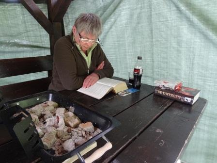 Geiranger - camping Vinje
