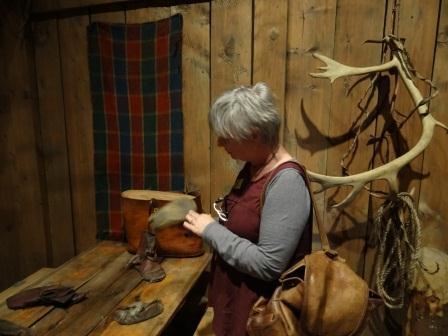 Het Vikingmuseum in Borg (Lofoten)