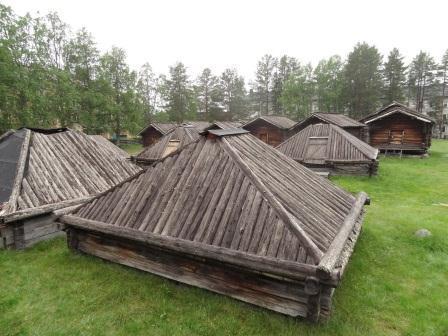 Lappenstaden in Jokkmok