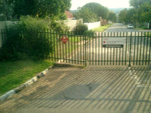 Fenced Street