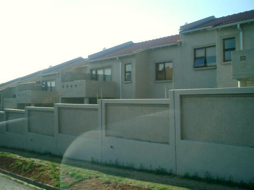 Walled Townhomes