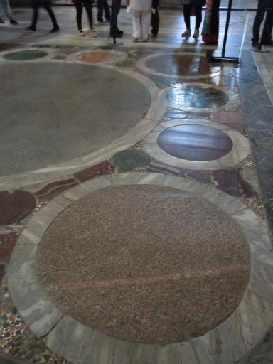 Hagia Sofia Floor