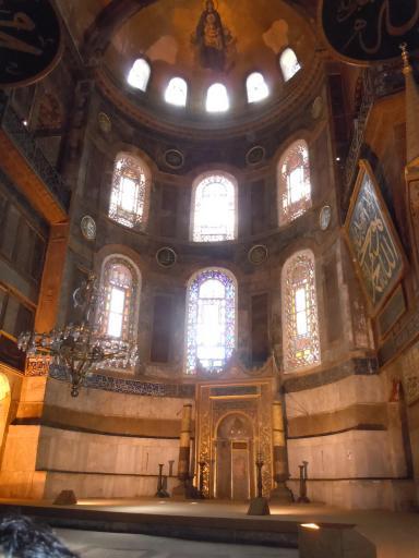 Hagia Sofia 9