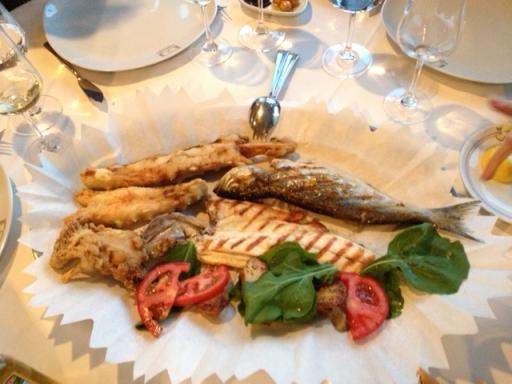 assortment of fish
