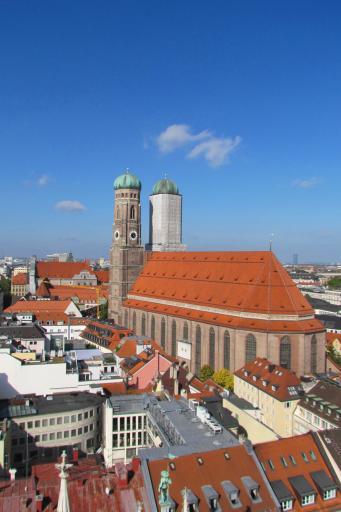 Frauenkirche (Church of our Lady) Munich