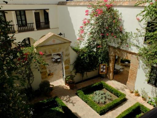 Las Casas de la Juderia in Cordoba