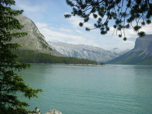 Lake Minnewanka 2