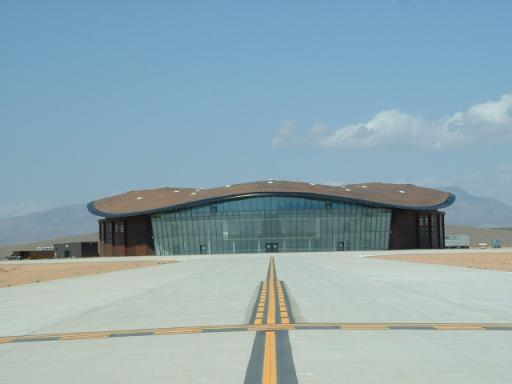 Spaceport Main Building