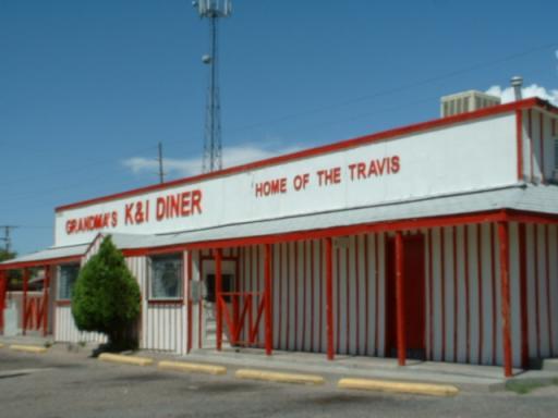 K&I Diner in Albuquerque