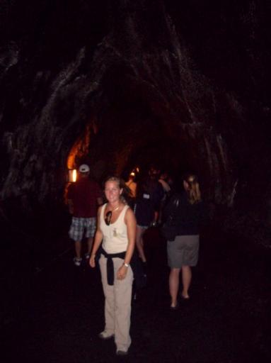 Lava-Höhle