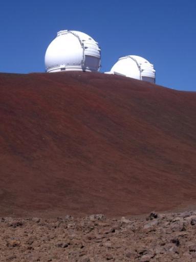 Mauna Kea - Top Spot für Sterngucker