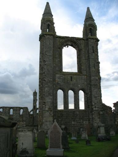 St Andrews Cathedral 08