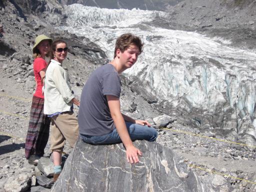 close to Fox Glacier