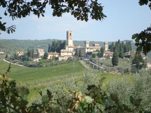 Badia Di Passignano To Italy Again