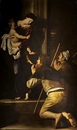 Caravaggio Madonna Di Loreto To Italy Again