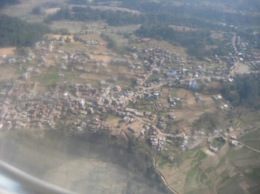 Aux alentours de Kathmandu