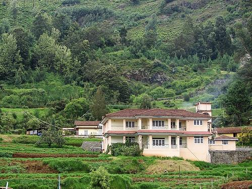 Ooty Trip-I 223 - out side shot from our hotel