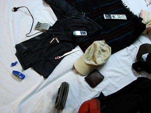 Ooty Trip-I 220-- ah  next day  !! ..  repacking .