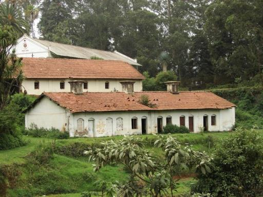 Ooty Trip-I 153-  an old house