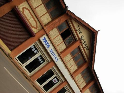Ooty Trip-I 163- old  buildings