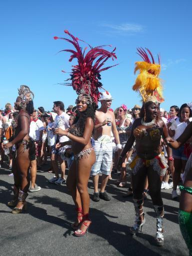 Tanze Samba mit mir...