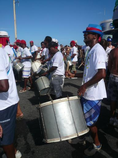 The drummerboys