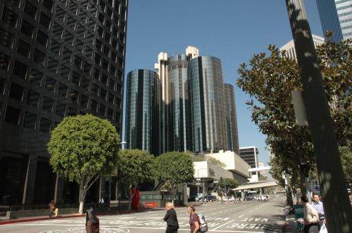 Vores hotel i LA