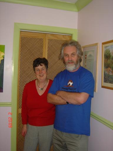 B&B hosts @ Caraway, Strachur  PA27 8DH