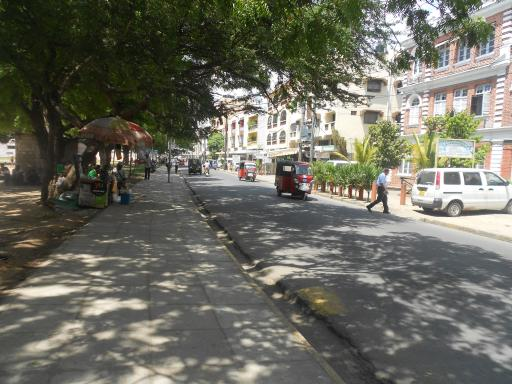 Makadara-Road in Mombasa