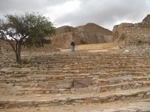 ruins at chicomoztoc  2