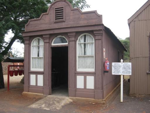 Kimberley museum