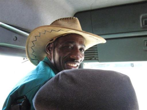 Benson Our Truck Driver To Bulawayo