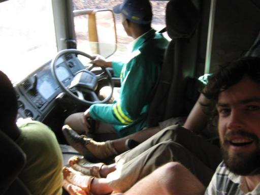 Truck Trip To Bulawayo