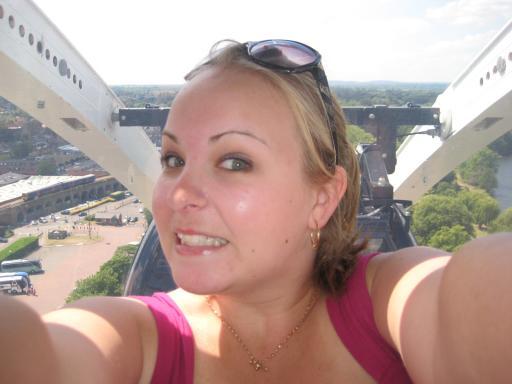 Me on the Winsdor Eye