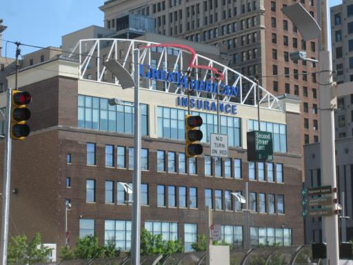 Great american insurance building touching all the bases for Great american builders