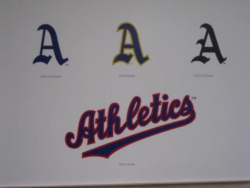 A's Logos