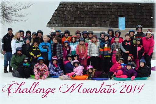.CM Challenge Mountain 2014