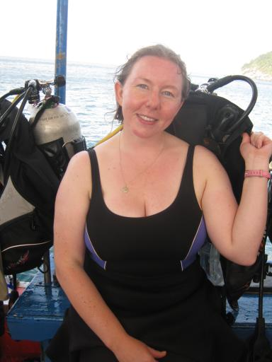 Ready for dive 2